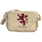 Lion-MacCulloch.MacCullough Messenger Bag