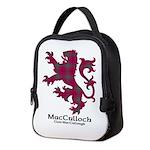 Lion-MacCulloch.MacCullough Neoprene Lunch Bag