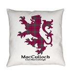 Lion-MacCulloch.MacCullough Everyday Pillow