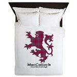 Lion-MacCulloch.MacCullough Queen Duvet