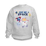 Astronaut Crew Neck