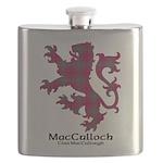 Lion-MacCulloch.MacCullough Flask