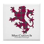 Lion-MacCulloch.MacCullough Tile Coaster