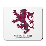 Lion-MacCulloch.MacCullough Mousepad