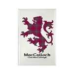 Lion-MacCulloch.MacCul Rectangle Magnet (100 pack)