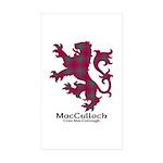 Lion-MacCulloch.MacCullo Sticker (Rectangle 10 pk)