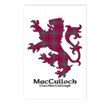 Lion-MacCulloch.MacCullou Postcards (Package of 8)