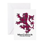 Lion-MacCulloch.MacCullo Greeting Cards (Pk of 10)