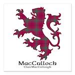 Lion-MacCulloch.MacCullo Square Car Magnet 3