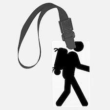 Backpacker-AAA1 Luggage Tag