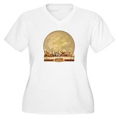 Last Supper Earth T-Shirt