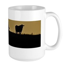 Sunset on Prairie Mug