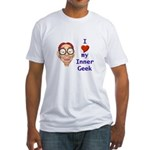 Boy Inner Geek Fitted T-Shirt