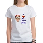 Boy Inner Geek Women's T-Shirt