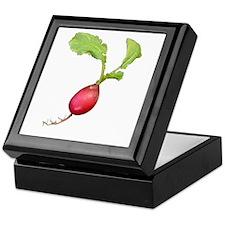 Radish Keepsake Box