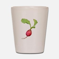 Radish Shot Glass