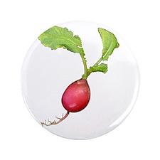 "Radish 3.5"" Button"