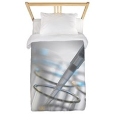 Pipetting Twin Duvet