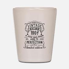 Vintage 1967 Shot Glass