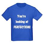 Perfection Kids Dark T-Shirt