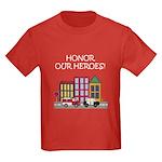 Honor Our Heroes Kids Dark T-Shirt