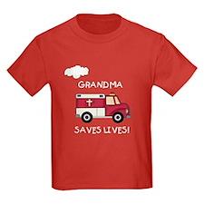 EMT Grandma Saves Lives T