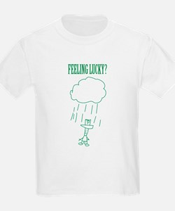 Feeling Lucky? Kids T-Shirt