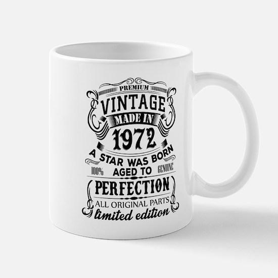 Vintage 1972 Mugs