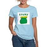 Lucky Pot O'Gold Women's Light T-Shirt