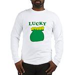 Lucky Pot O'Gold Long Sleeve T-Shirt
