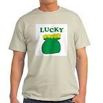 Lucky Pot O'Gold Light T-Shirt