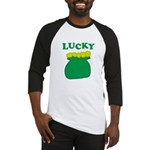 Lucky Pot O'Gold Baseball Jersey