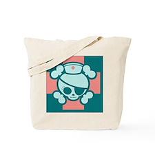 molly-rn-red-TIL Tote Bag