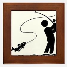 Fly-Fishing-AAA1 Framed Tile