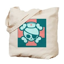molly-rn-red-BUT Tote Bag