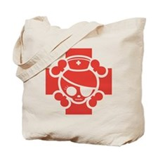 molly-rn-red-LTT Tote Bag