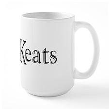 I Love Keats Mug