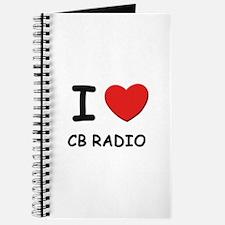 I love cb radio Journal