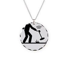 Metal-Detecting-AAA1 Necklace