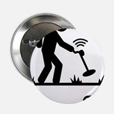"""Metal-Detecting-AAA1 2.25"""" Button"""