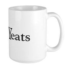 I Love Yeats Mug