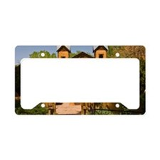 Sanctuary of Chimayo License Plate Holder