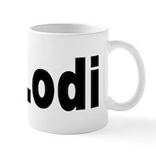 I Love Lodi Mug