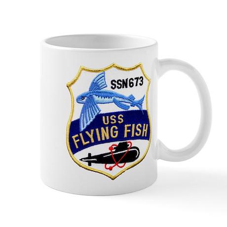USS FLYING FISH Mug