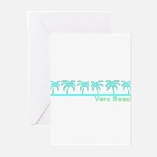 Vero Beach, Florida Greeting Cards (Pk of 10)