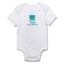 Vero Beach, Florida Infant Bodysuit