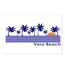 Vero Beach, Florida Postcards (Package of 8)