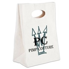 Pimp Couture Canvas Lunch Tote
