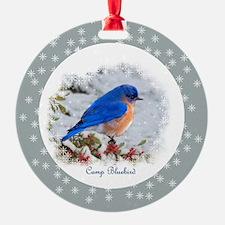 Bluebird Ornament