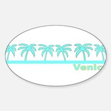 Venice Oval Decal